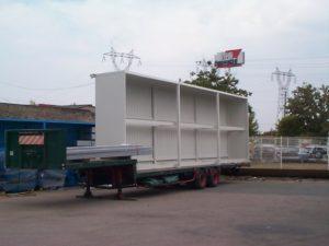 almacenes modulares