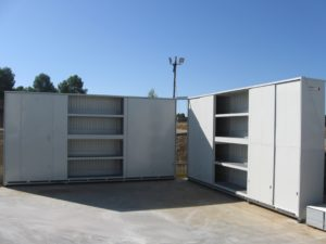 armarios para corrosivos