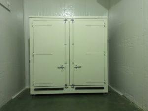 contenedor para productos inflamables