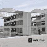 EMPRESA COSENTINO: ALMACÉN 280 PALETS MATERIAL INFLAMABLE. CERTIFICADO APQ-10 y validado FM (Factory Mutual)