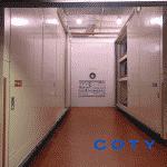 Contenedores APQ-10 instalados en zona ATEX