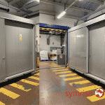 SYMRISE Contendor calefactado a 50ºC