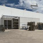 NISSAN almacén de producto químico. Legalizado APQ-10